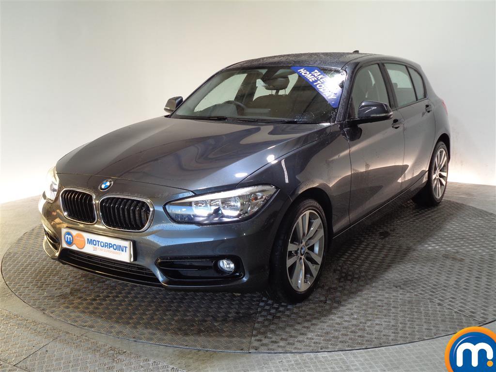 BMW 1 Series Sport - Stock Number (960014) - Passenger side front corner