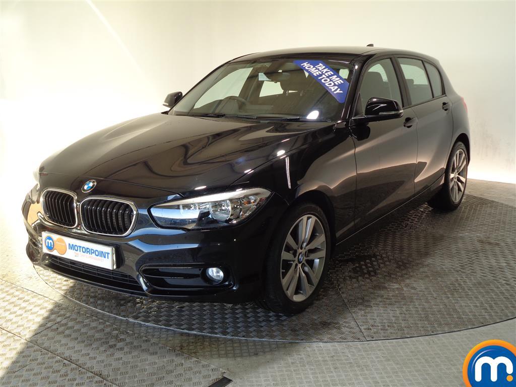 BMW 1 Series Sport - Stock Number (959931) - Passenger side front corner