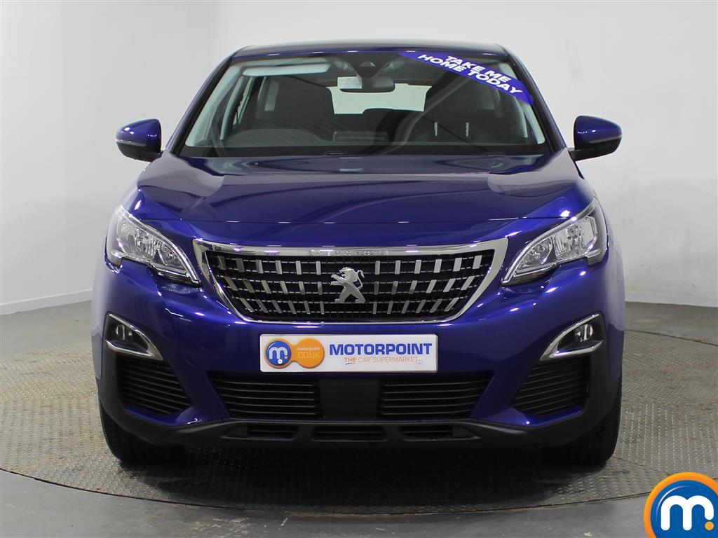 Peugeot 3008 Active Manual Diesel Estate - Stock Number (959615) - Front bumper