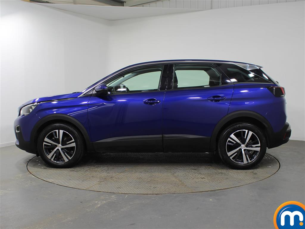 Peugeot 3008 Diesel Estate 1.6 Bluehdi 120 Active 5Dr