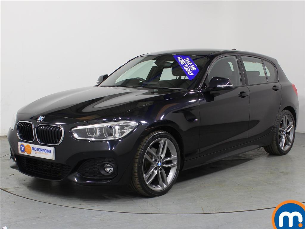BMW 1 Series M Sport - Stock Number (956909) - Passenger side front corner