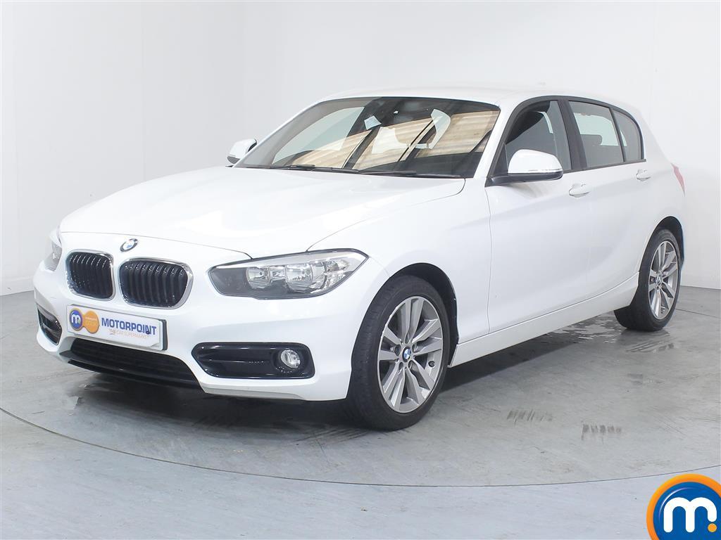 BMW 1 Series Sport - Stock Number (959945) - Passenger side front corner