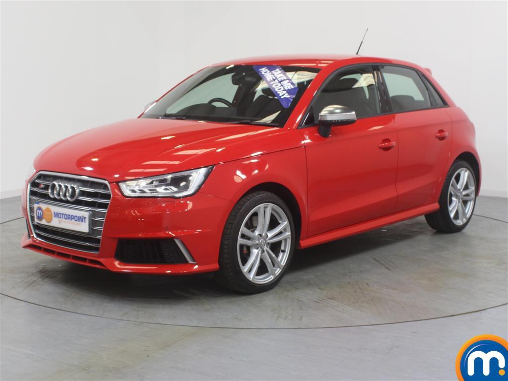 Audi A1 S1 - Stock Number (960681) - Passenger side front corner