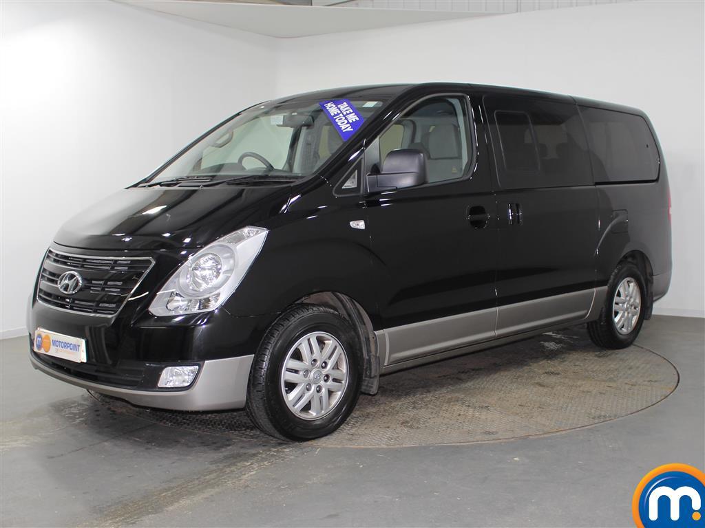 Hyundai I800 SE Nav - Stock Number (959668) - Passenger side front corner
