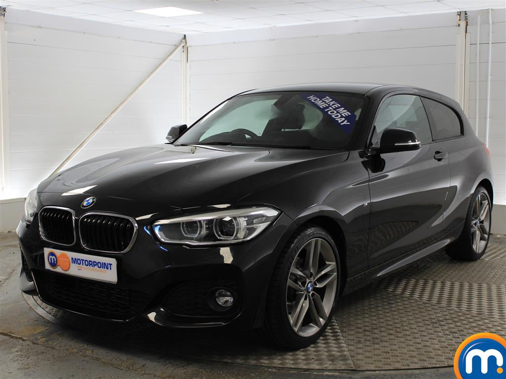BMW 1 Series M Sport - Stock Number (959873) - Passenger side front corner