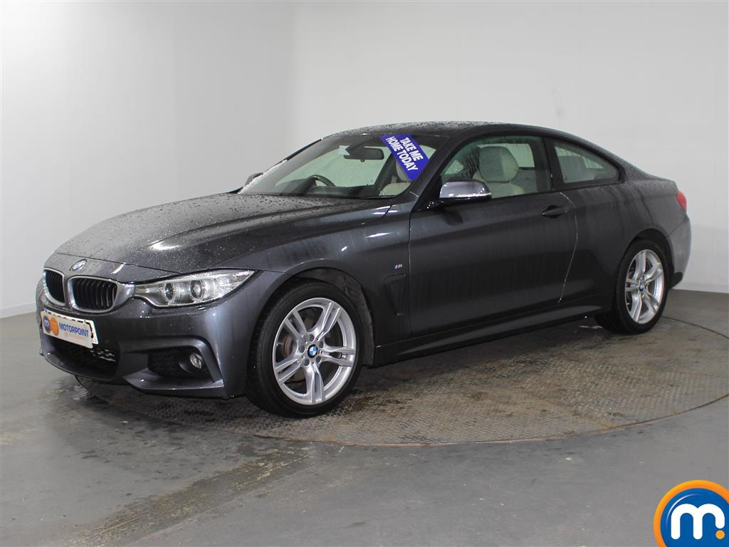 BMW 4 Series M Sport - Stock Number (959157) - Passenger side front corner