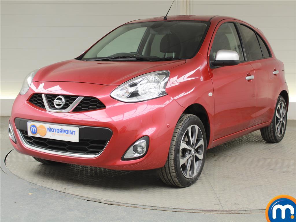 Nissan Micra N-Tec - Stock Number (955969) - Passenger side front corner