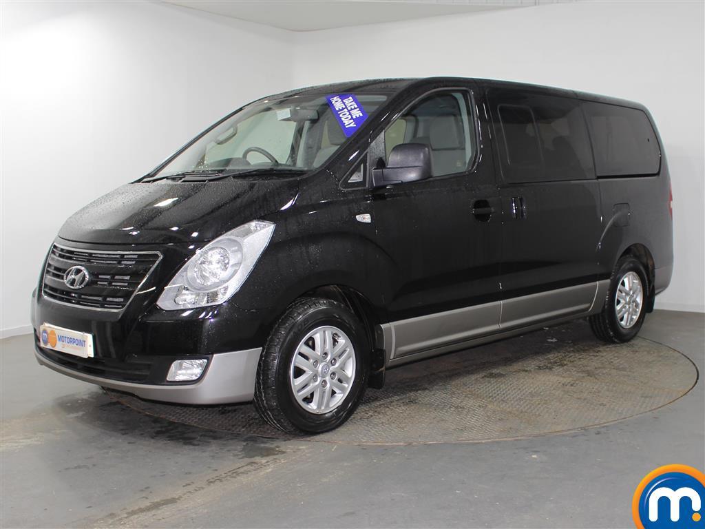 Hyundai I800 SE Nav - Stock Number (959727) - Passenger side front corner