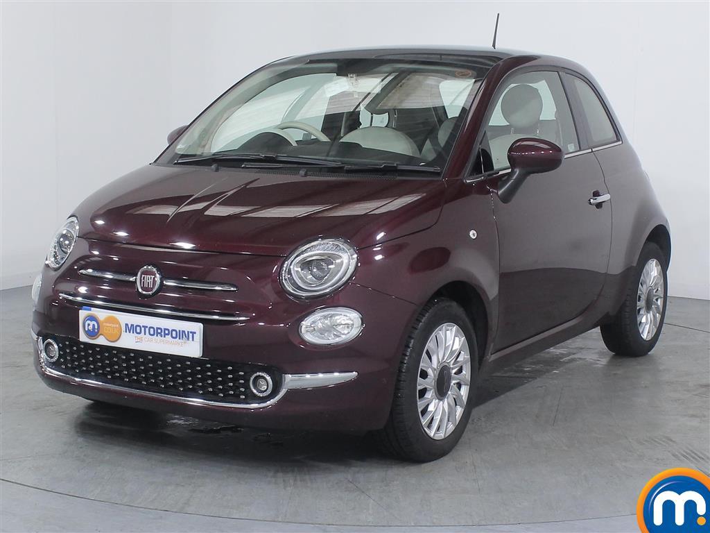 Fiat 500 Lounge - Stock Number (955380) - Passenger side front corner