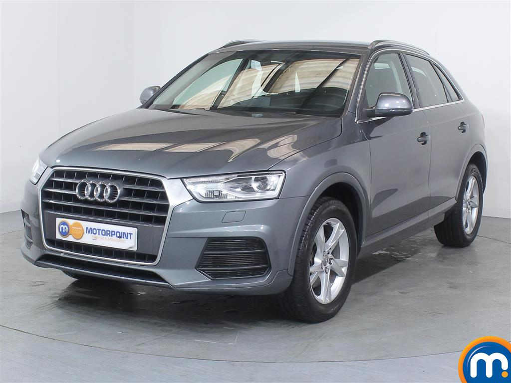 Used Or Nearly New Audi Q3 Audi 2 0 Tdi Se 5dr 958825 In Grey For