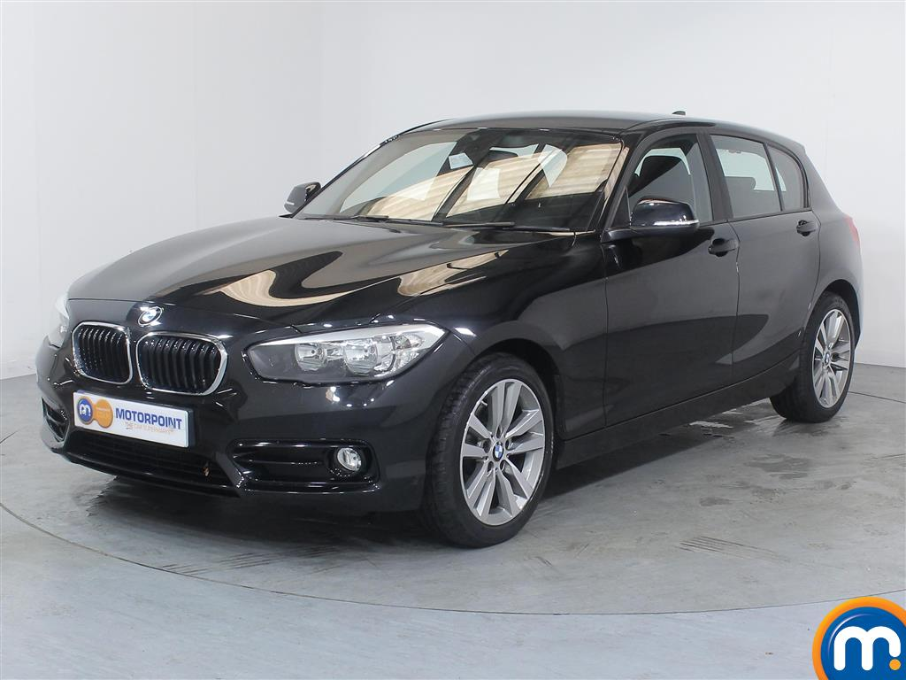 BMW 1 Series Sport - Stock Number (960116) - Passenger side front corner