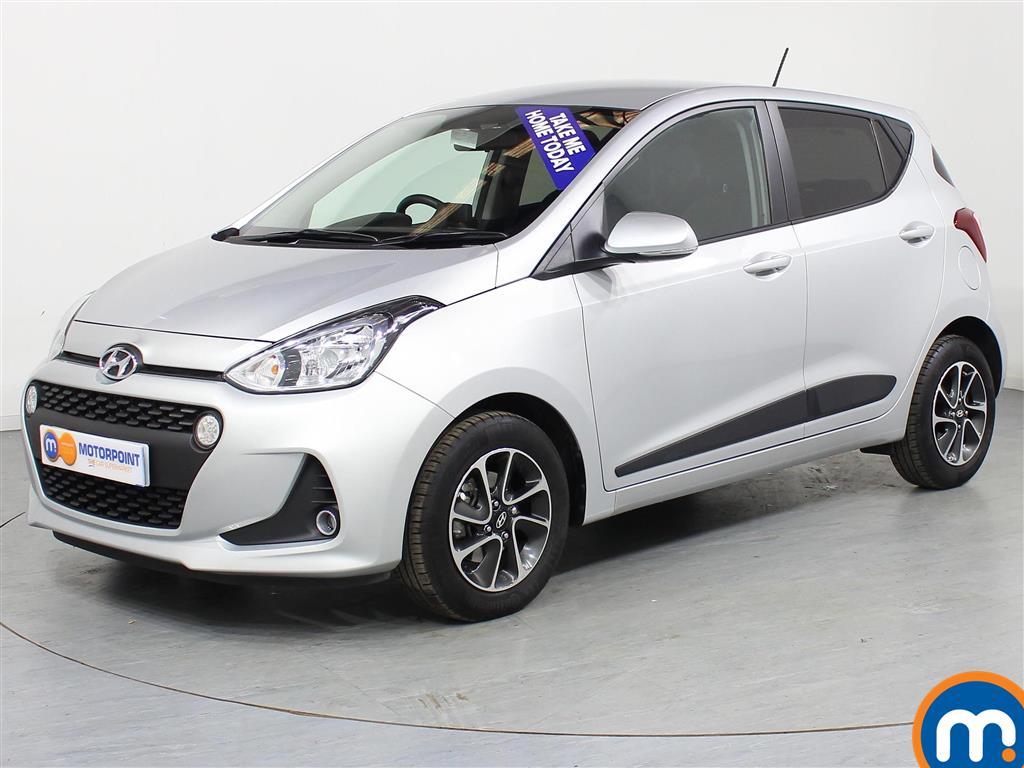 Hyundai I10 Premium - Stock Number (949127) - Passenger side front corner