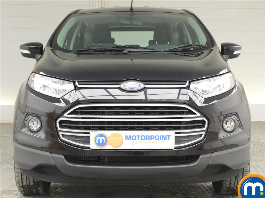 Ford Ecosportsel Hatchback   Zetec Dr