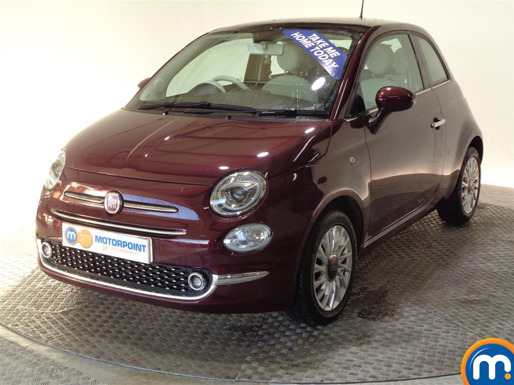 Fiat 500 Lounge - Stock Number (955356) - Passenger side front corner