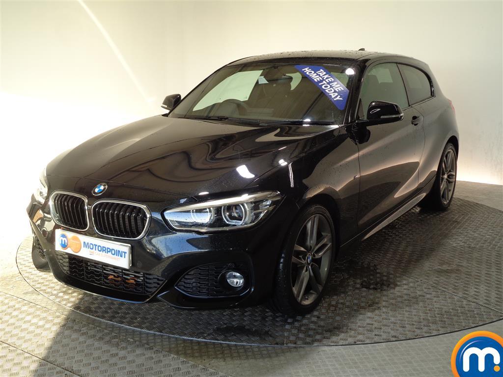 BMW 1 Series M Sport - Stock Number (959851) - Passenger side front corner