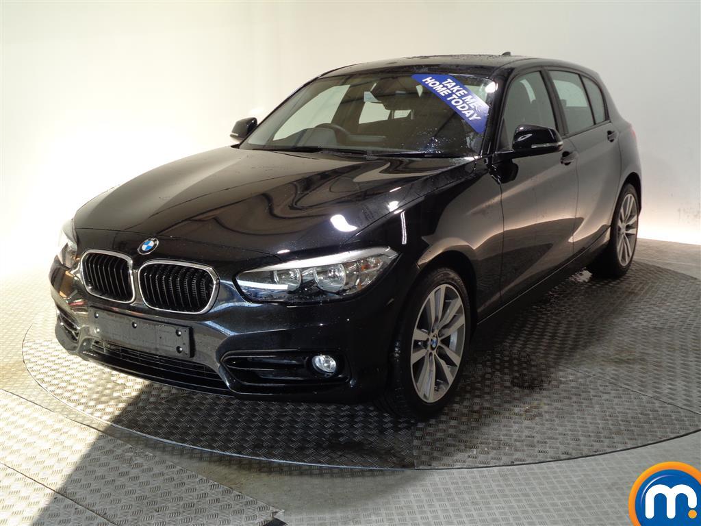 BMW 1 Series Sport - Stock Number (959947) - Passenger side front corner