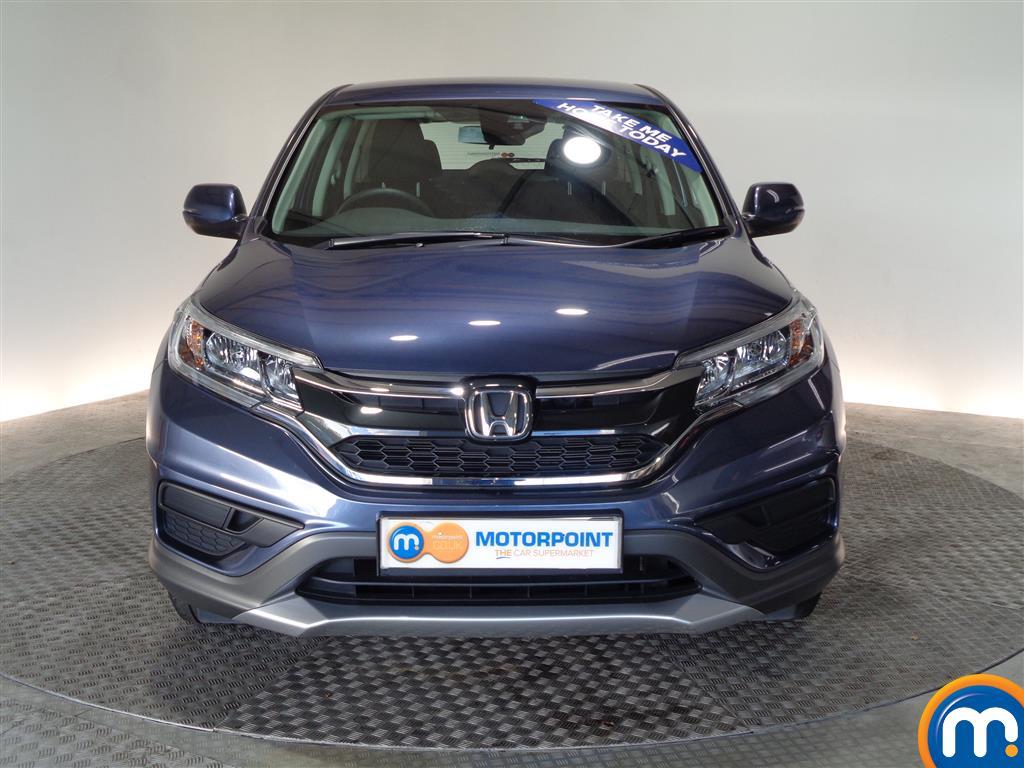 Honda Cr-V S Manual Petrol Estate - Stock Number (958799) - Front bumper
