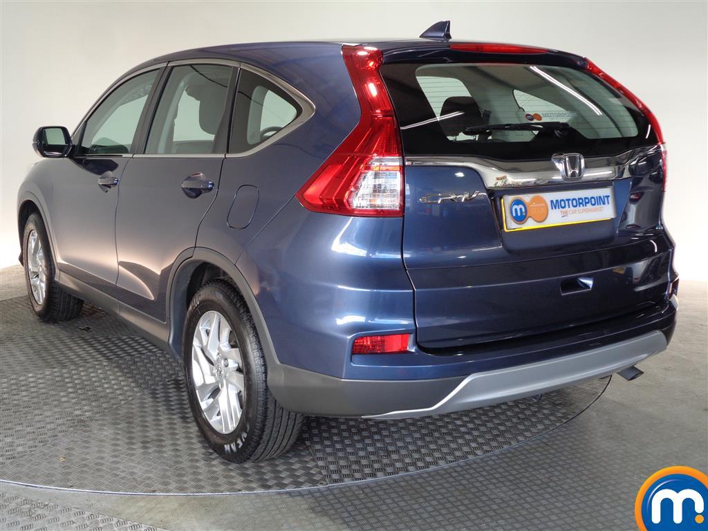Honda Cr-V S Manual Petrol Estate - Stock Number (958799) - Passenger side rear corner