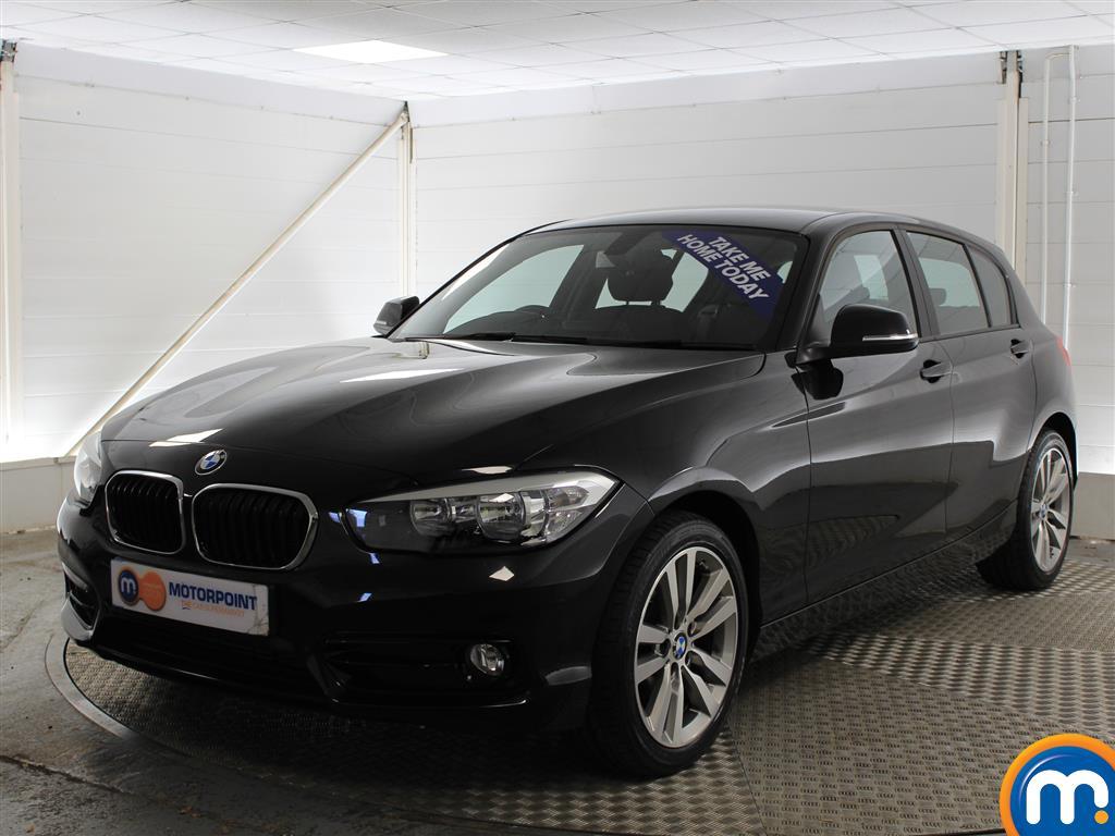 BMW 1 Series Sport - Stock Number (960008) - Passenger side front corner