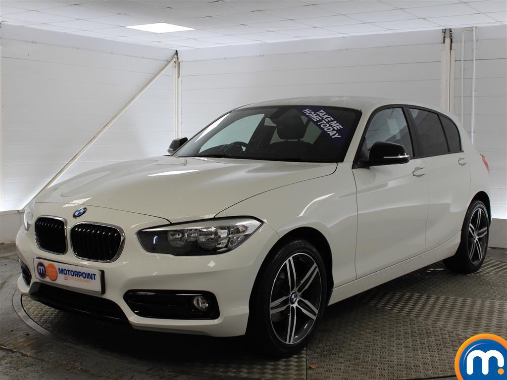 BMW 1 Series Sport - Stock Number (959919) - Passenger side front corner