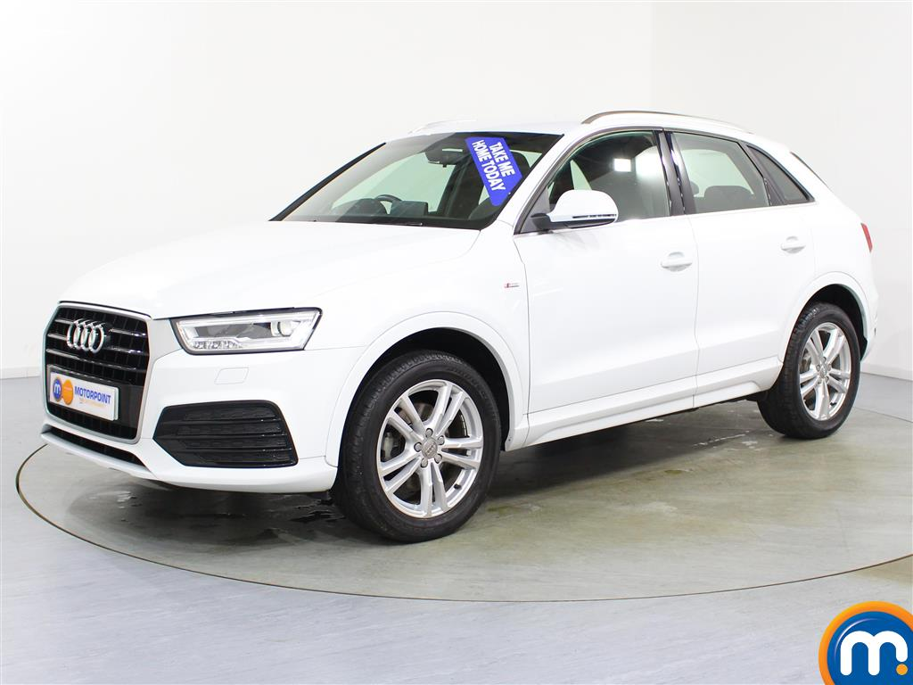 Used Audi Q3 S Line Navigation Diesel Cars For Sale Motorpoint Car