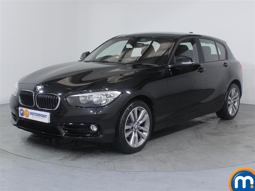 BMW 1 Series Sport - Stock Number (960040) - Passenger side front corner