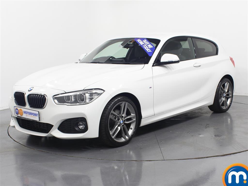 BMW 1 Series M Sport - Stock Number (959759) - Passenger side front corner