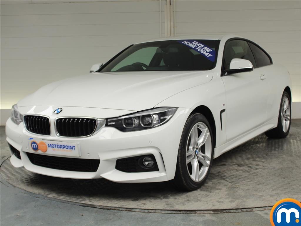 BMW 4 Series M Sport - Stock Number (948474) - Passenger side front corner