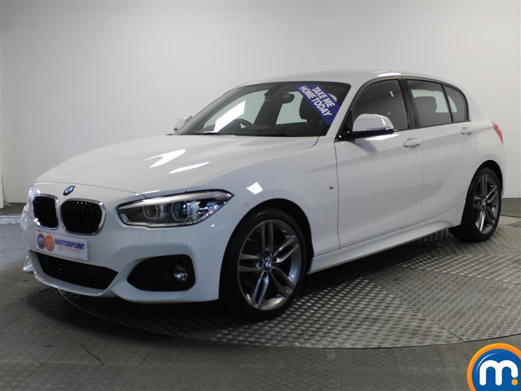BMW 1 Series M Sport - Stock Number (953612) - Passenger side front corner
