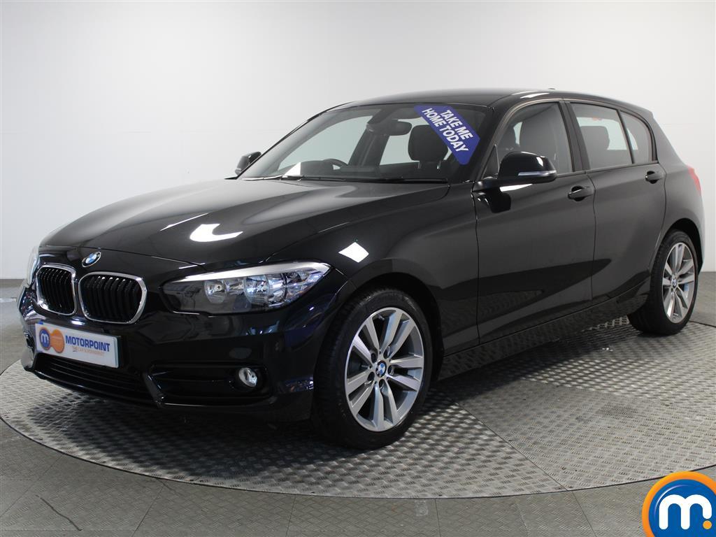 BMW 1 Series Sport - Stock Number (959952) - Passenger side front corner