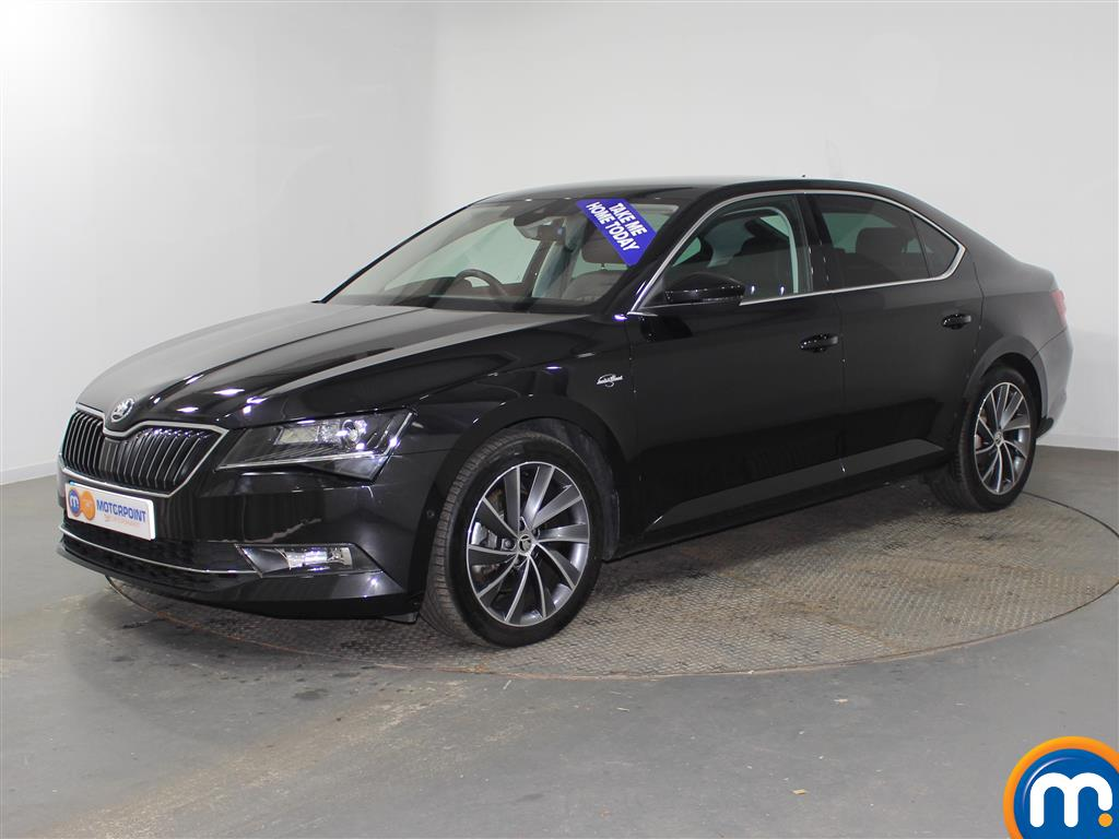 Skoda Superb Diesel Hatchback 2.0 Tdi Cr Laurin -Plus Klement 5Dr Dsg [7 Speed]