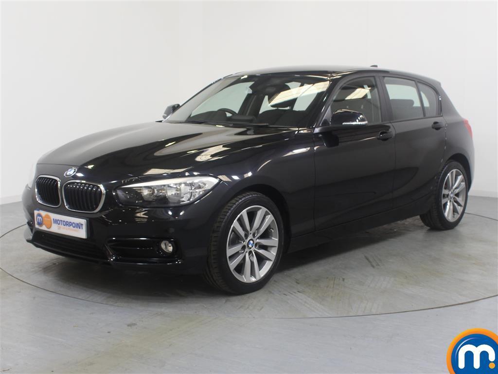 BMW 1 Series Sport - Stock Number (960104) - Passenger side front corner