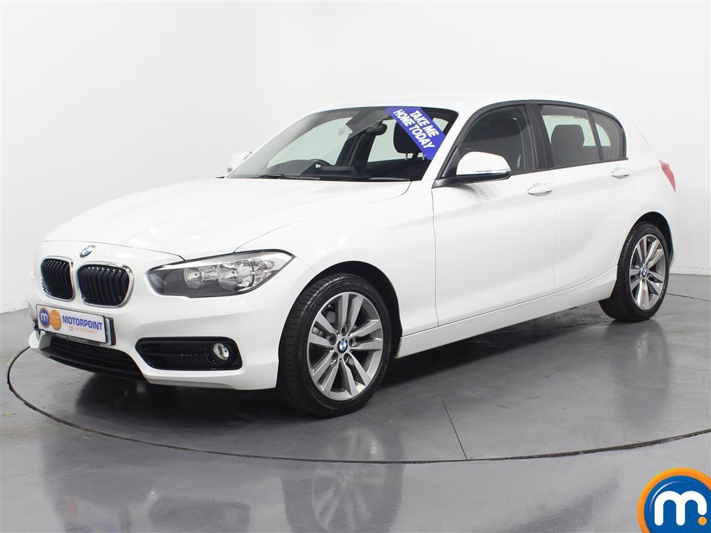 BMW 1 Series Sport - Stock Number (959897) - Passenger side front corner