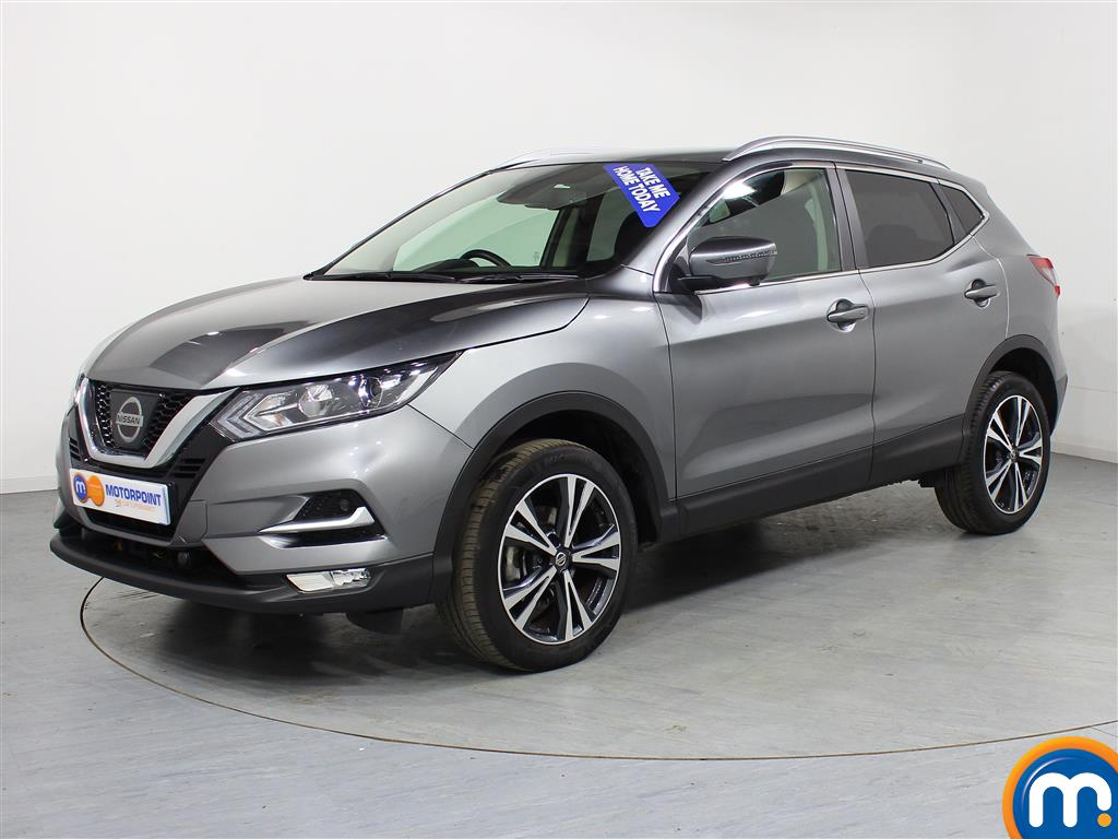 used or nearly new nissan qashqai nissan 1 6 dci n. Black Bedroom Furniture Sets. Home Design Ideas