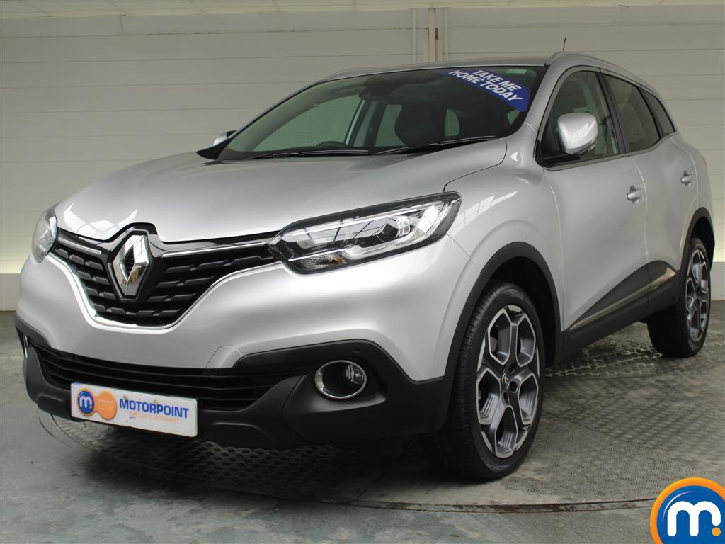 Renault Kadjar Dynamique S Nav - Stock Number (958109) - Passenger side front corner