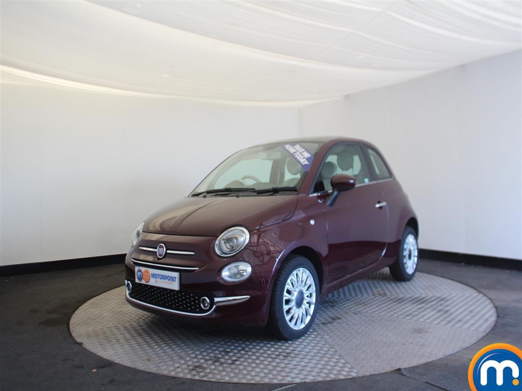 Fiat 500 Lounge - Stock Number (955379) - Passenger side front corner