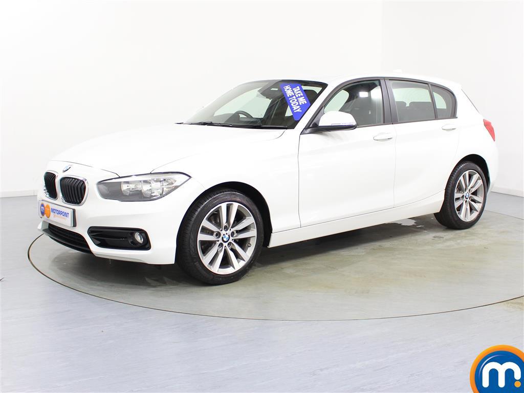 BMW 1 Series Sport - Stock Number (959930) - Passenger side front corner