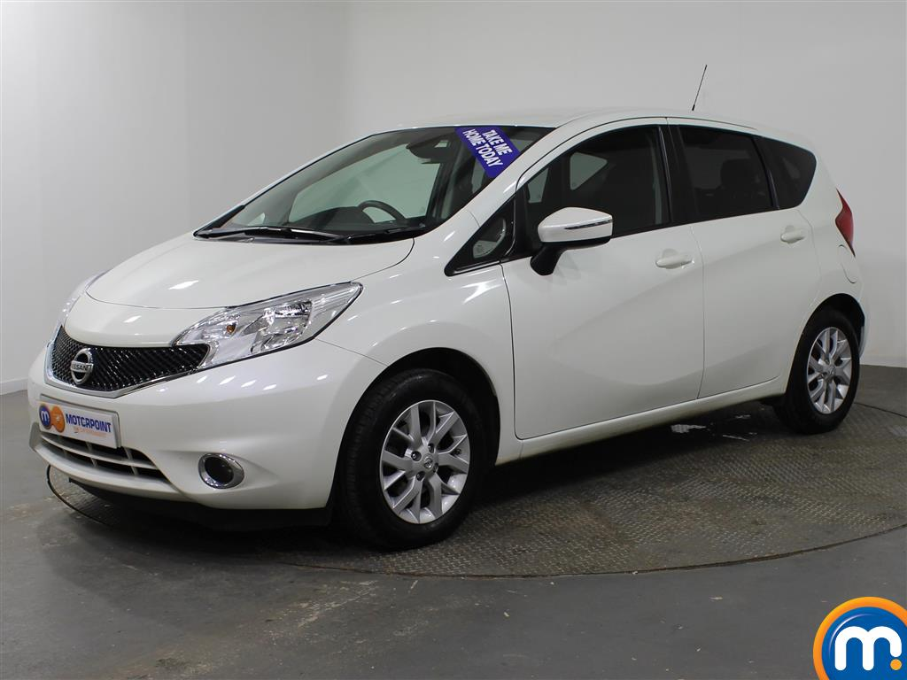 Nissan Note Acenta Premium Manual Diesel Hatchback - Stock Number (961902)  - Passenger side