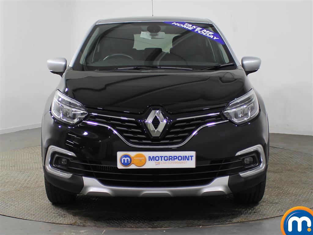 Renault Captur Dynamique S Nav Manual Diesel Hatchback - Stock Number (962928) - Front bumper