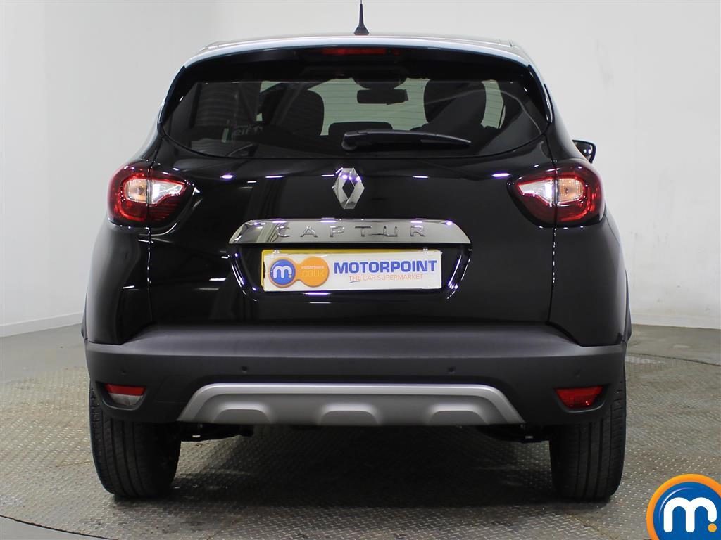 Renault Captur Dynamique S Nav Manual Diesel Hatchback - Stock Number (962928) - Rear bumper