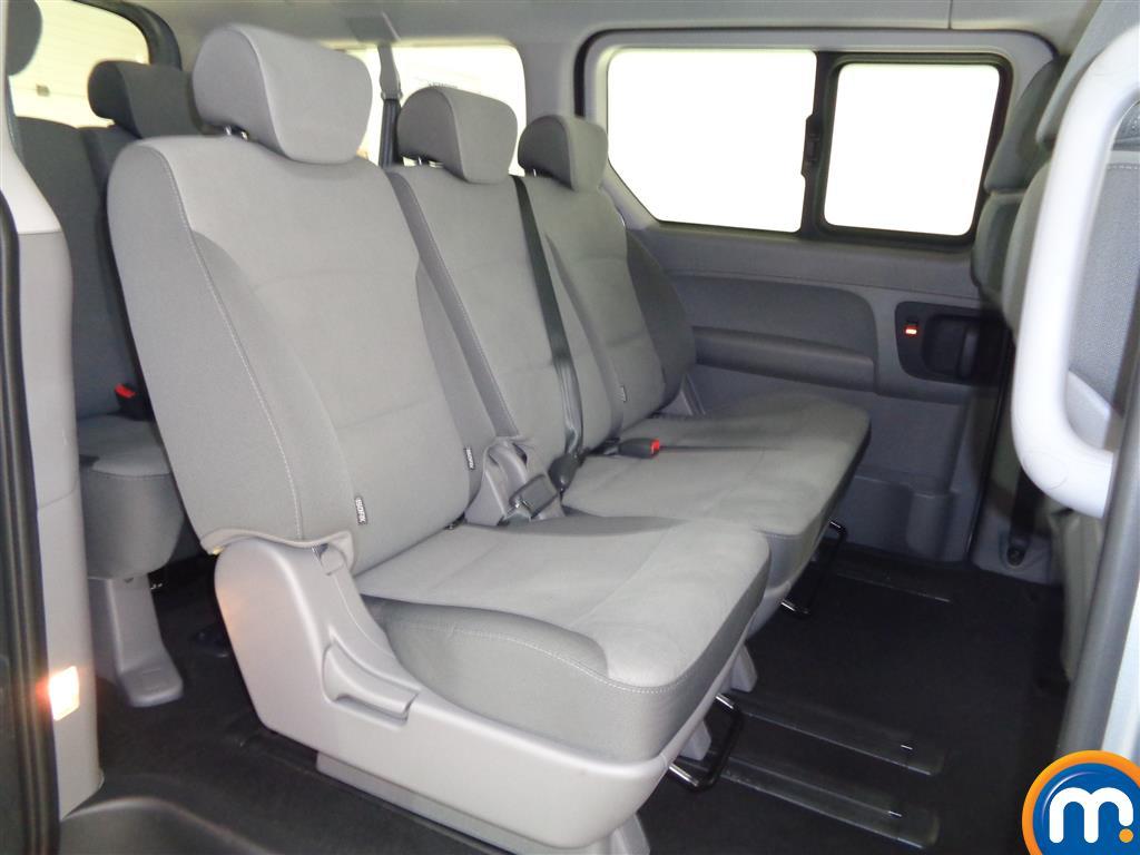 Hyundai I800 Se Nav Manual Diesel People Carrier - Stock Number (956616) - 7th supplementary image
