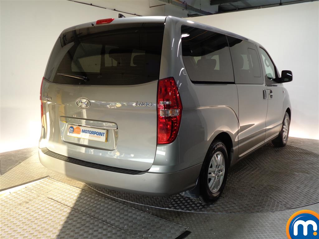 Hyundai I800 Se Nav Manual Diesel People Carrier - Stock Number (956616) - Drivers side rear corner
