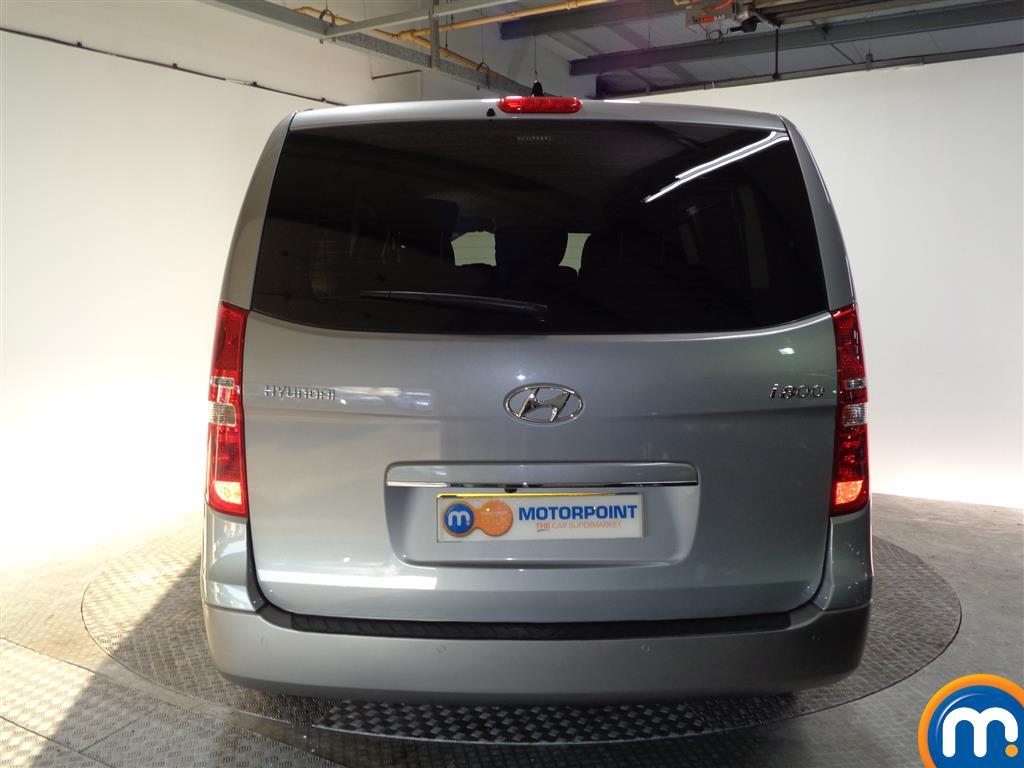 Hyundai I800 Se Nav Manual Diesel People Carrier - Stock Number (956616) - Rear bumper
