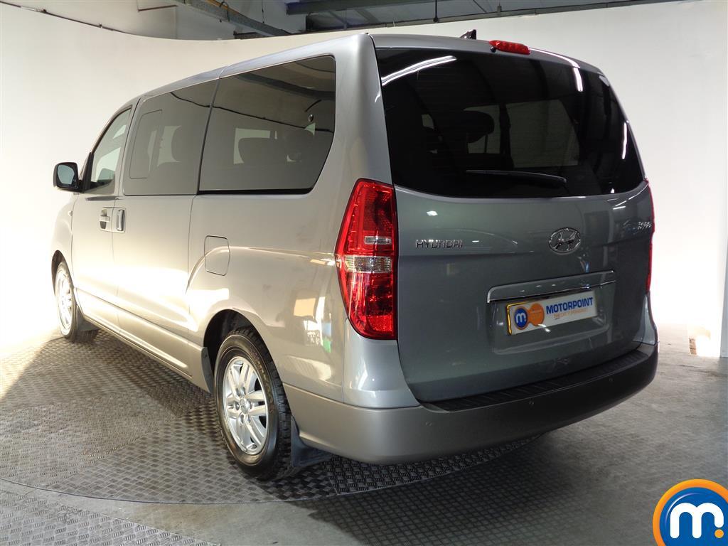 Hyundai I800 Se Nav Manual Diesel People Carrier - Stock Number (956616) - Passenger side rear corner