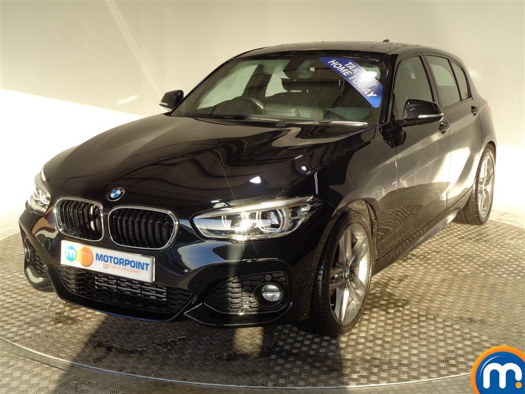 BMW 1 Series M Sport - Stock Number (958972) - Passenger side front corner