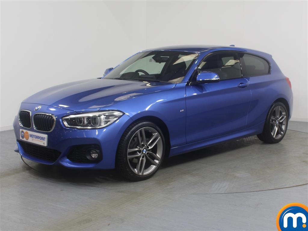BMW 1 Series M Sport - Stock Number (959889) - Passenger side front corner