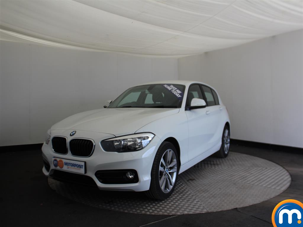 BMW 1 Series Sport - Stock Number (959802) - Passenger side front corner