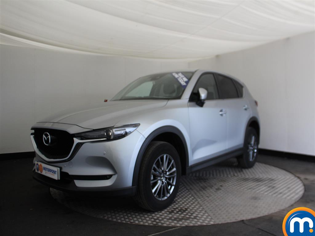 Mazda Cx-5 SE-L Nav - Stock Number (957692) - Passenger side front corner