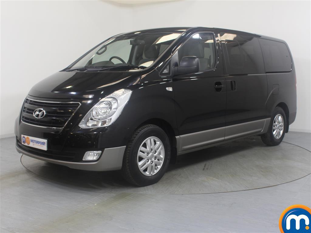 Hyundai I800 SE Nav - Stock Number (959718) - Passenger side front corner
