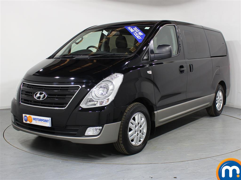 Hyundai I800 SE Nav - Stock Number (959724) - Passenger side front corner